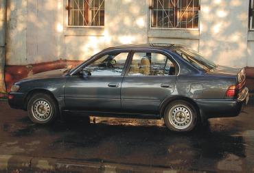 100 кузов тойота королла фото